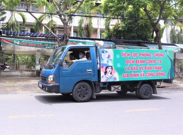 Chùm ảnh: Tất cả hàng quán ở Đà Nẵng chính thức đóng cửa, ngưng cả bán mang về từ 13 giờ chiều nay - Ảnh 18.