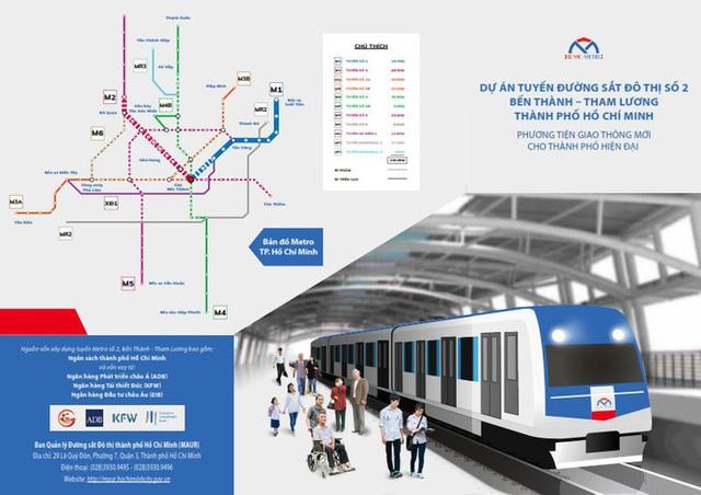 Tuyến Metro số 2 Bến Thành -Tham Lương: Đền bù 150 triệu/m2, nhiều hộ dân chê thấp - Ảnh 6.