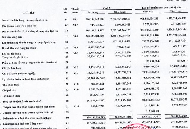Hoạt động lữ hành bị đình trệ, Vietravel lỗ 76 tỷ đồng sau 6 tháng – gấp 3 lần mức dự tính cho cả năm - Ảnh 2.