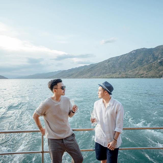"""Vịnh Ninh Vân - vùng biển được nhiều ngôi sao """"săn đón"""" nhất Việt Nam hè 2020: Thiên đường của sự bình yên tột cùng - Ảnh 10."""