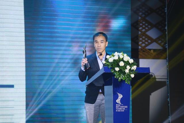 Lazada là nền tảng TMĐT duy nhất được vinh danh Nơi làm việc tốt nhất Châu Á năm 2020 tại Việt Nam - Ảnh 1.