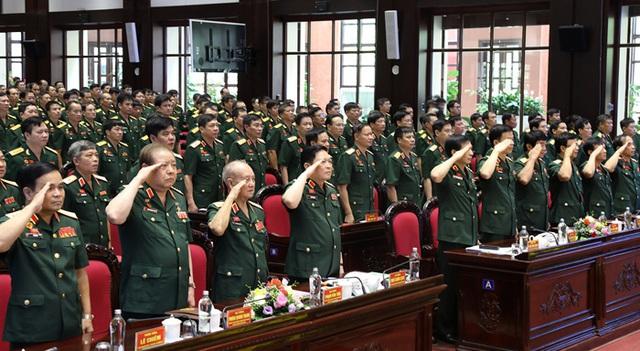 Trung tướng Phùng Sĩ Tấn giữ chức Bí thư Đảng ủy Bộ Tổng Tham mưu, nhiệm kỳ 2020-2025 - Ảnh 1.