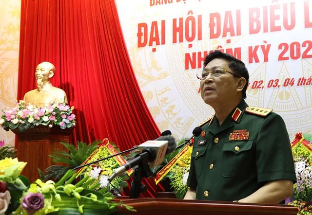 Trung tướng Phùng Sĩ Tấn giữ chức Bí thư Đảng ủy Bộ Tổng Tham mưu, nhiệm kỳ 2020-2025 - Ảnh 2.