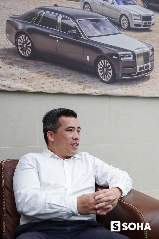 Ông chủ công ty phân phối siêu xe đắt nhất Việt Nam giải mã nghịch lý của những người sở hữu Rolls Royce - Ảnh 7.