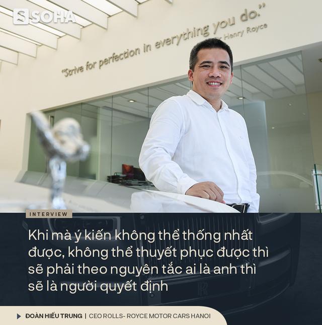 Ông chủ công ty phân phối siêu xe đắt nhất Việt Nam giải mã nghịch lý của những người sở hữu Rolls Royce - Ảnh 8.