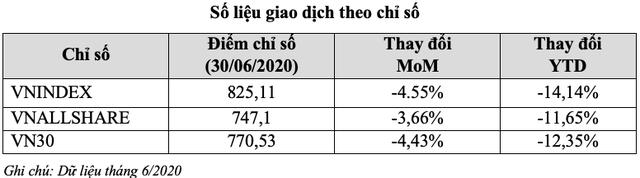 Khối ngoại mua ròng 14.170 tỷ đồng trong tháng 6, tập trung tại mã VHM, PLX, KDC - Ảnh 1.