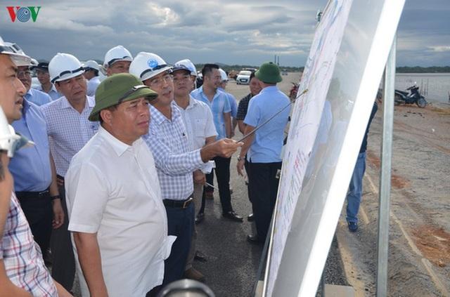 Ủng hộ Quảng Nam đầu tư sân bay Chu Lai ngoài nguồn ngân sách - Ảnh 2.
