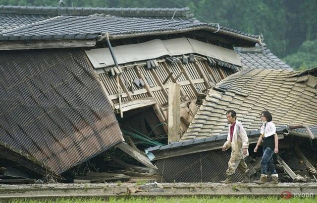 Trung Quốc: Mưa lớn không dứt, lũ lụt dồn dập, người chết gia tăng - Ảnh 2.