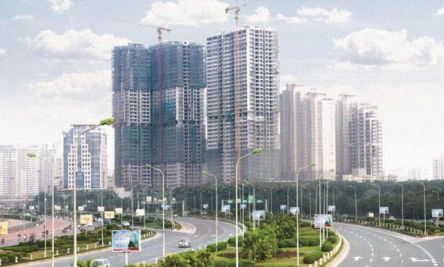Bất động sản trung tâm Tp.HCM trầm lắng, đô thị phía Đông tiếp tục là điểm nóng - Ảnh 1.