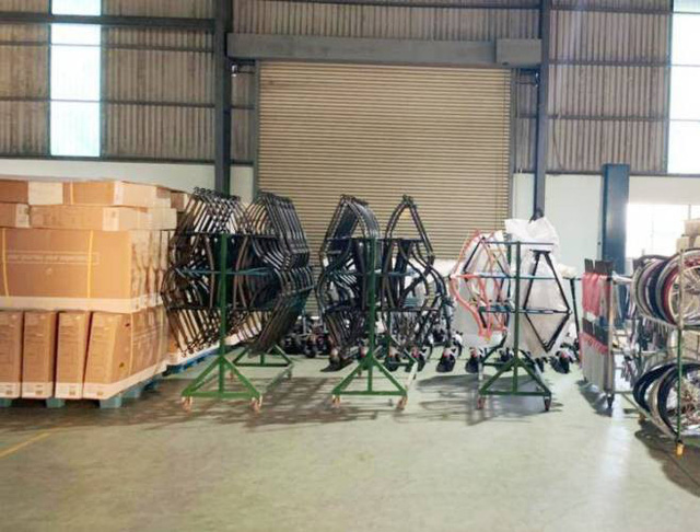 Trên 3.500 xe đạp Trung Quốc giả nguồn gốc Việt Nam xuất khẩu đi Mỹ - Ảnh 1.