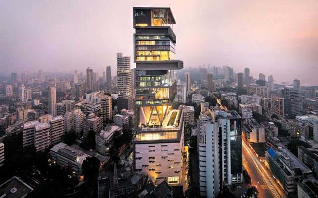 Chiêm ngưỡng siêu biệt thự ở Mumbai của tỷ phú giàu nhất châu Á - Ảnh 6.