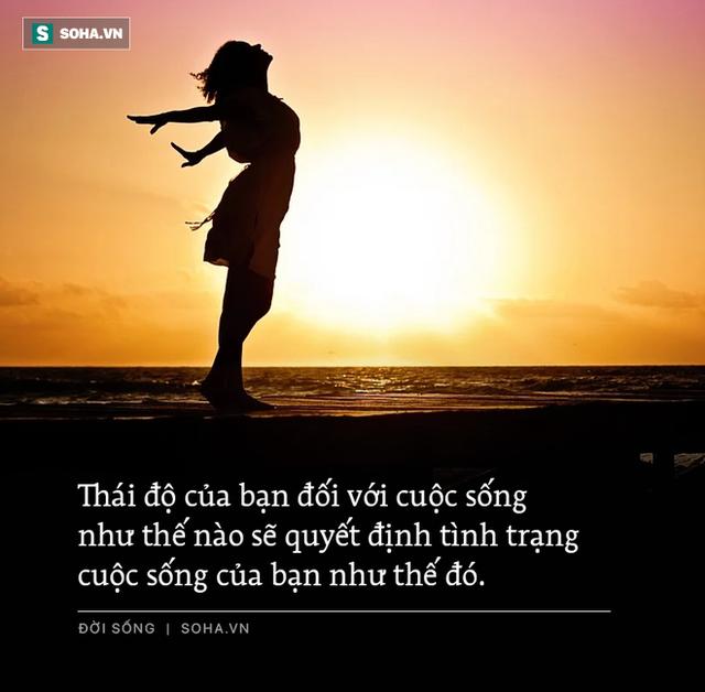 8 câu nói giúp phụ nữ thay đổi số phận: Câu đầu tiên rất đúng trong xã hội ngày nay - Ảnh 3.