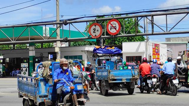 12 năm sau lệnh cấm, xe ba gác vẫn len lỏi khắp ngóc ngách Sài Gòn - Ảnh 5.