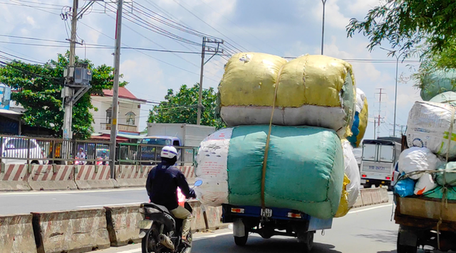 12 năm sau lệnh cấm, xe ba gác vẫn len lỏi khắp ngóc ngách Sài Gòn - Ảnh 6.