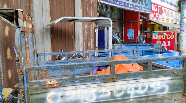 12 năm sau lệnh cấm, xe ba gác vẫn len lỏi khắp ngóc ngách Sài Gòn - Ảnh 8.