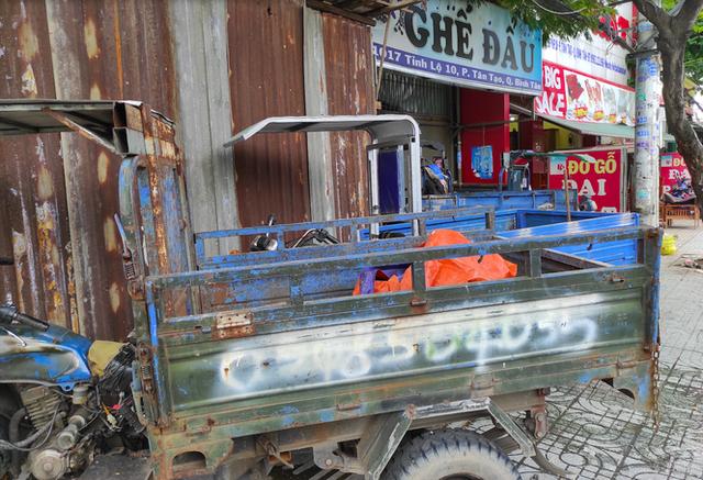 12 năm sau lệnh cấm, xe ba gác vẫn len lỏi khắp ngóc ngách Sài Gòn - Ảnh 10.