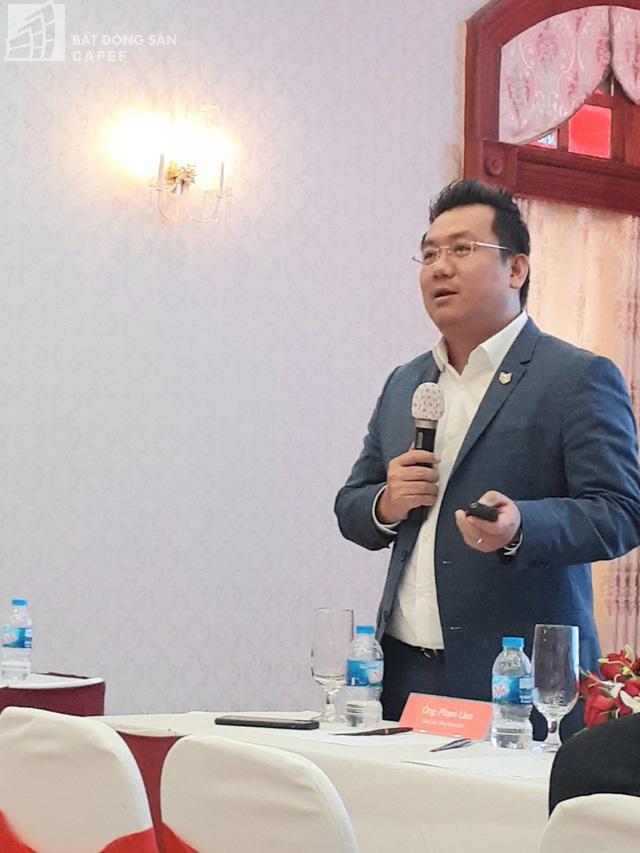Chủ tịch DKRA Vietnam nói gì về phát triển căn hộ diện tích 25m2? - Ảnh 1.