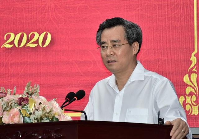 Bộ Chính trị điều động 3 Bí thư Tỉnh ủy về Trung ương - Ảnh 1.
