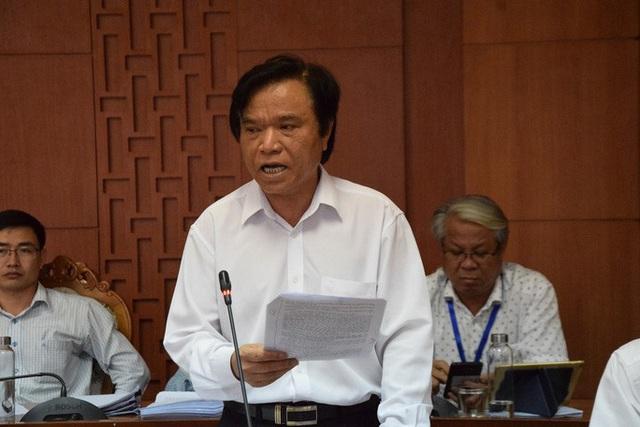 Chủ tịch Quảng Nam yêu cầu hủy gói thầu mua máy xét nghiệm 7,23 tỉ đồng - Ảnh 1.