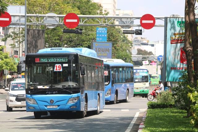 TP HCM: Hàng ngàn tỉ đồng trợ giá xe buýt giai đoạn 2011-2016 vẫn chưa được quyết toán - Ảnh 1.
