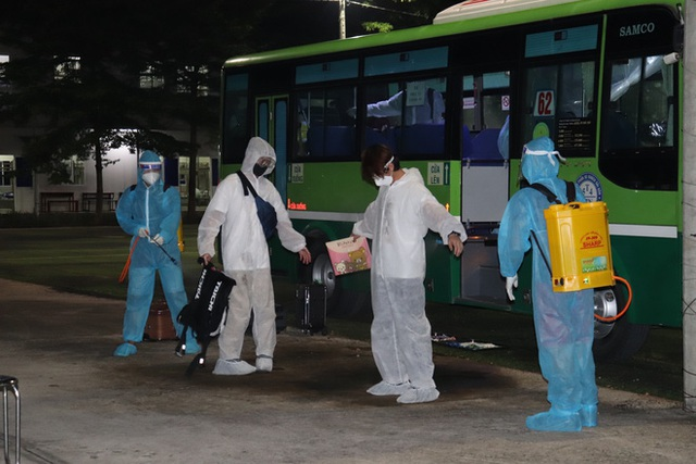 Đã có kết quả xét nghiệm của 237 công dân từ Đài Loan về cách ly tại Đồng Nai - Ảnh 1.