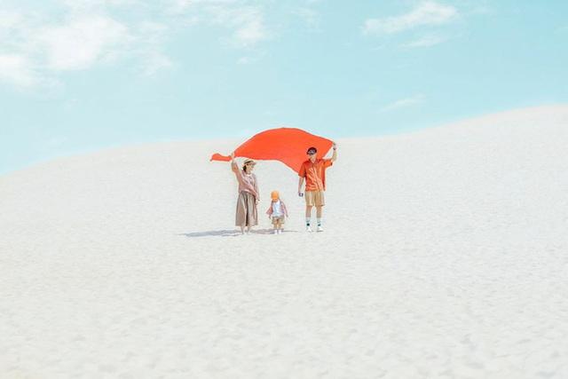 Không tin vào mắt mình đây là Bình Thuận qua bộ ảnh du lịch của gia đình này, xem xong chỉ muốn xách balo lên và đi ngay! - Ảnh 4.