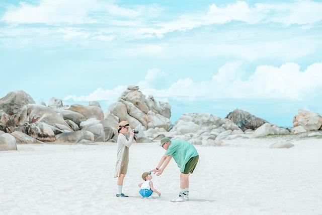 Không tin vào mắt mình đây là Bình Thuận qua bộ ảnh du lịch của gia đình này, xem xong chỉ muốn xách balo lên và đi ngay! - Ảnh 6.