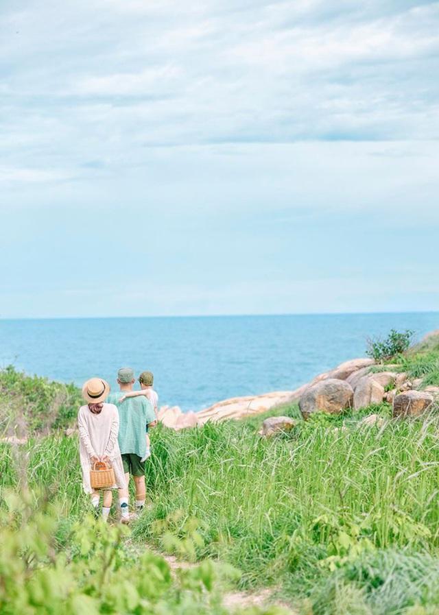 Không tin vào mắt mình đây là Bình Thuận qua bộ ảnh du lịch của gia đình này, xem xong chỉ muốn xách balo lên và đi ngay! - Ảnh 8.