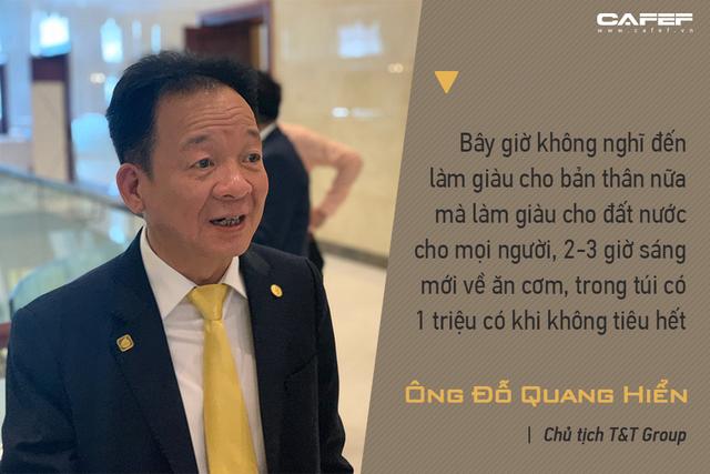 Chủ tịch SHB Đỗ Quang Hiển: Lợi thế của Việt Nam là tiền trong dân rất lớn - Ảnh 5.