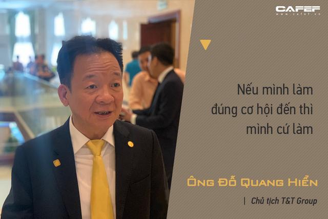 Chủ tịch SHB Đỗ Quang Hiển: Lợi thế của Việt Nam là tiền trong dân rất lớn - Ảnh 4.
