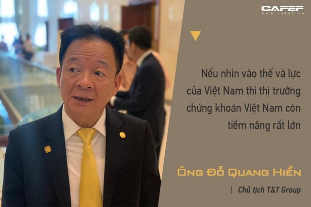 Chủ tịch SHB Đỗ Quang Hiển: Lợi thế của Việt Nam là tiền trong dân rất lớn - Ảnh 2.