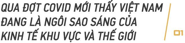 Chủ tịch SHB Đỗ Quang Hiển: Lợi thế của Việt Nam là tiền trong dân rất lớn - Ảnh 1.