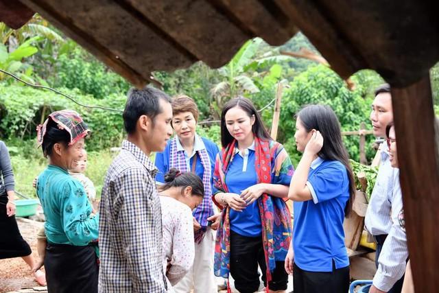 Quỹ Hành Trình Xanh tài trợ xây nhà tình thương tại tỉnh Sơn La - Ảnh 1.
