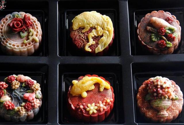 Điểm danh một số loại bánh trung thu độc lạ năm nay  - Ảnh 4.