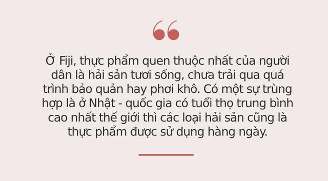 Trên thế giới, có duy nhất một quốc gia chưa bao giờ có bệnh nhân bị ung thư: Bí quyết của họ gói gọn trong 4 món ăn mà người Việt có rất nhiều - Ảnh 5.