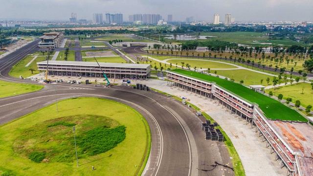 CLIP: Tháo dỡ toàn bộ khán đài trường đua F1 Mỹ Đình  - Ảnh 3.