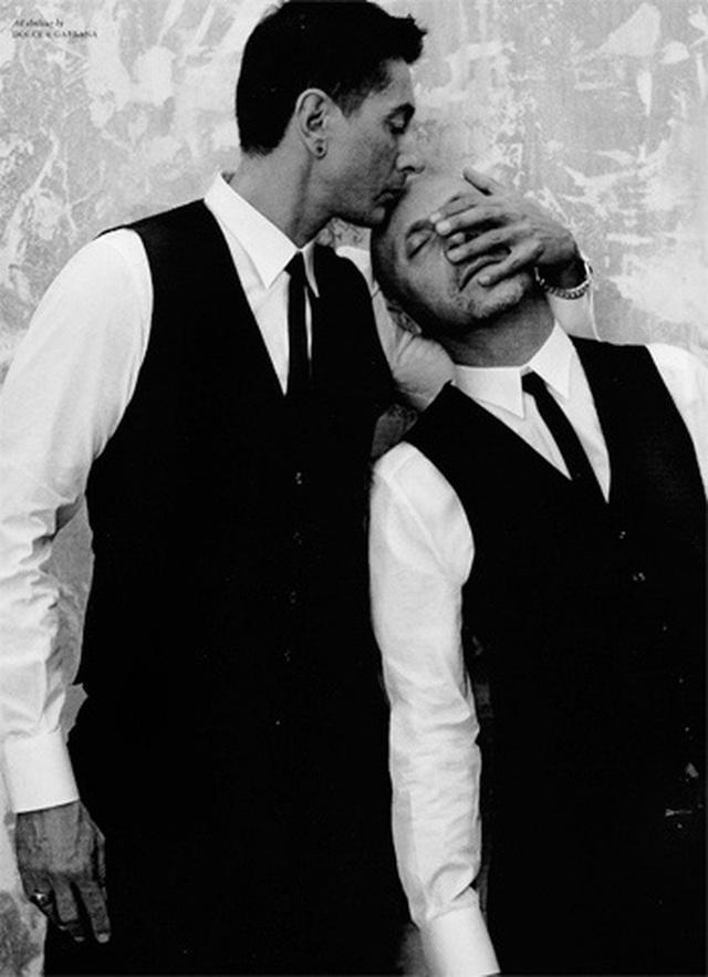 photo 3 1602292212283115420168 Dolce & Gabbana: Đế chế tạo nên từ chuyện tình hơn 20 năm của 2 ông hoàng thời trang, chia tay lại gây xôn xao vì lời tuyên bố về người yêu cũ
