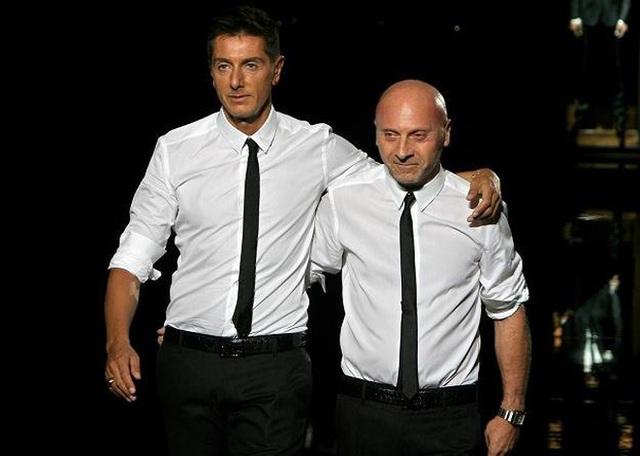 photo 9 1602292212634941820584 Dolce & Gabbana: Đế chế tạo nên từ chuyện tình hơn 20 năm của 2 ông hoàng thời trang, chia tay lại gây xôn xao vì lời tuyên bố về người yêu cũ