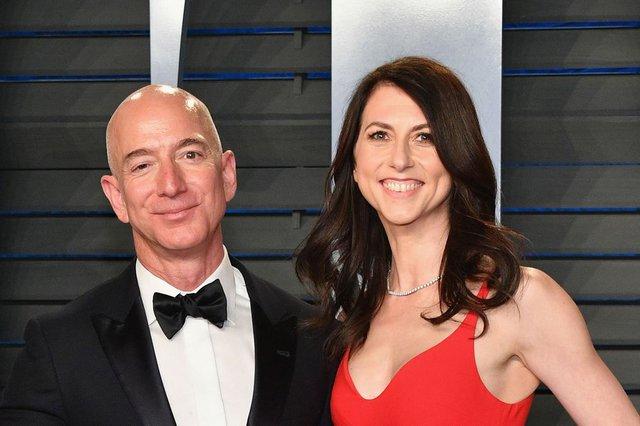 10 tỷ phú kiếm được nhiều tiền nhất tuần qua: Jeff Bezos và vợ cũ 'bỏ túi' gần 12 tỷ USD - Ảnh 3.