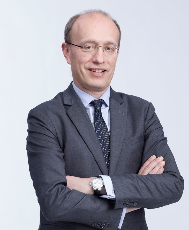 Ngân hàng Việt lại mốt CEO ngoại - Ảnh 2.