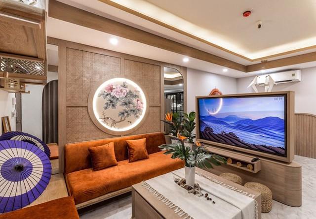 Căn chung cư 75m2 đẹp cuốn hút với chi phí 400 triệu đồng - Ảnh 1.