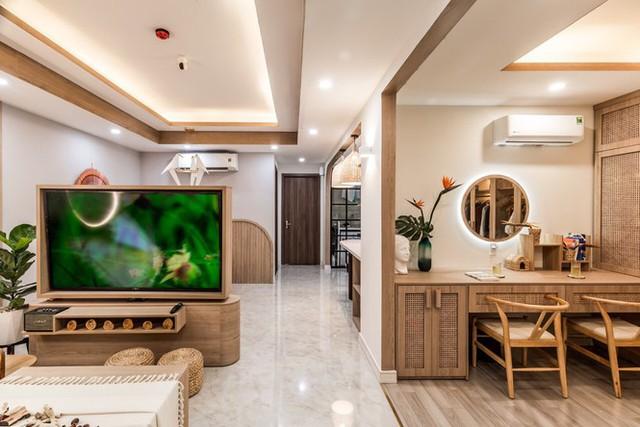 Căn chung cư 75m2 đẹp cuốn hút với chi phí 400 triệu đồng - Ảnh 2.