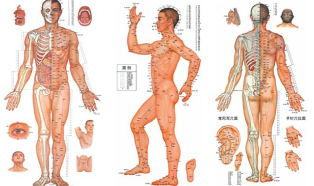 Dương khí suy thì cơ thể yếu, bệnh: Công tắc để tăng dương khí mạnh mẽ chỉ trong 3 phút - Ảnh 1.