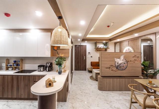 Căn chung cư 75m2 đẹp cuốn hút với chi phí 400 triệu đồng - Ảnh 11.