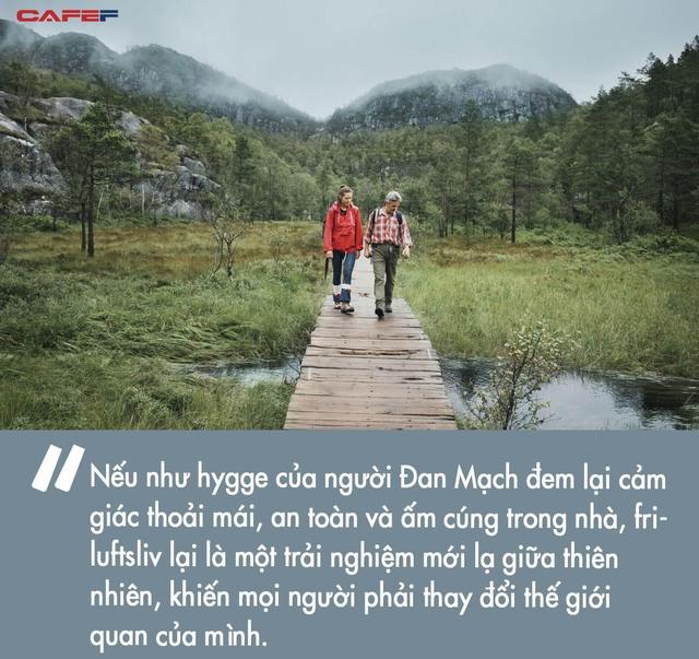 Triết lý sống ngoài trời, gần thiên nhiên giúp người Na Uy có sức khỏe đáng ngưỡng mộ - Ảnh 2.
