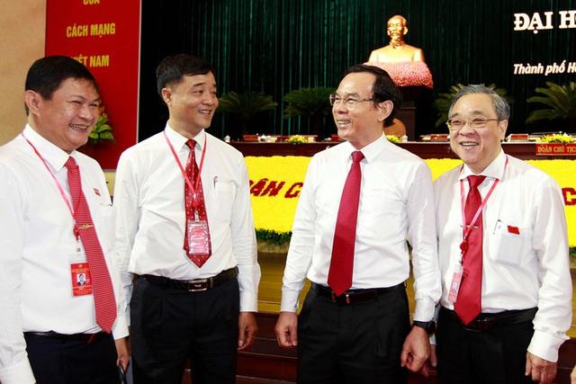 Hình ảnh phiên trù bị Đại hội Đảng bộ TP HCM lần thứ XI  - Ảnh 2.