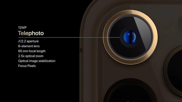 iPhone 12 Pro & iPhone 12 Pro Max ra mắt: 5G, camera nâng cấp, màu xanh mới, màn hình lớn hơn nhưng không có 120Hz - Ảnh 6.