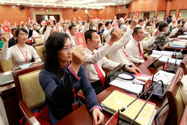 Hình ảnh phiên trù bị Đại hội Đảng bộ TP HCM lần thứ XI  - Ảnh 6.