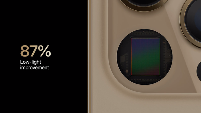 iPhone 12 Pro & iPhone 12 Pro Max ra mắt: 5G, camera nâng cấp, màu xanh mới, màn hình lớn hơn nhưng không có 120Hz - Ảnh 8.