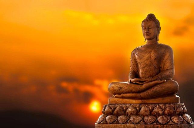 Chiếc khăn lụa và bài học của Đức Phật thức tỉnh chúng sinh: Vạn sự muốn gỡ nhất định phải học cách buông - Ảnh 3.